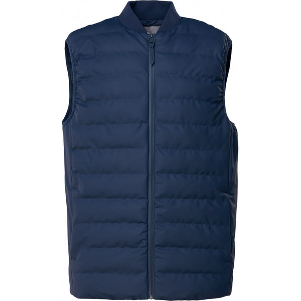 Rains Trekker Vest - Blue - Burrows and Hare