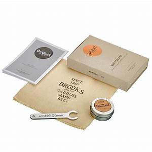 Brooks England Maintenance Kit - Burrows and Hare