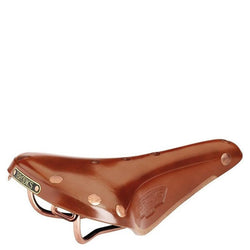 Brooks England B17 Special Long Distance Copper & Steel Cycling / Touring Saddle Seat - Burrows and Hare