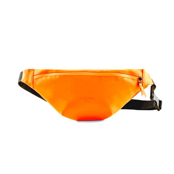 Rains Bum Bag - Fire Orange