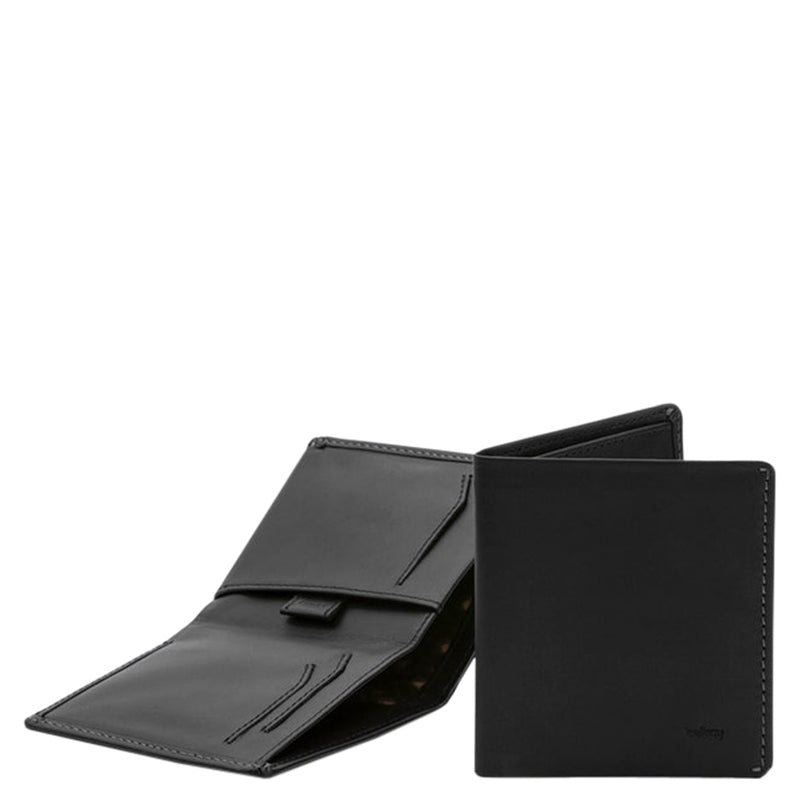 Bellroy RFID Note Sleeve - Black - Burrows and Hare