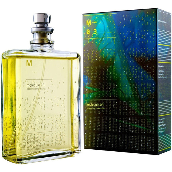 Escentric Molecules Unisex Vetiver Scented Molecule 03 Fragrance - Burrows and Hare