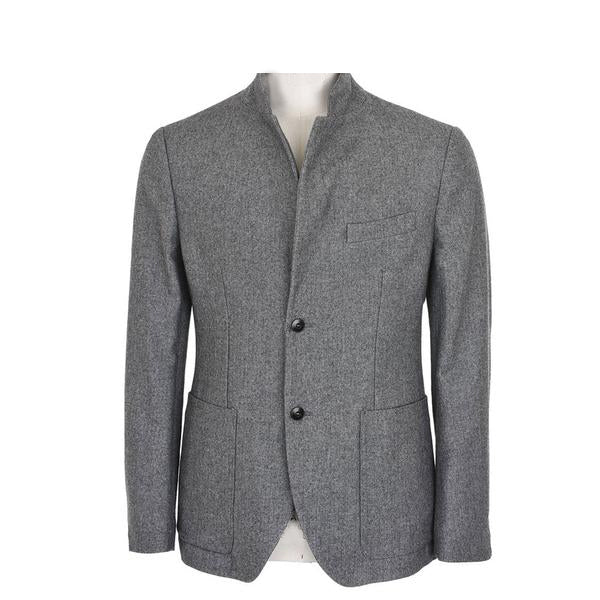 A.B.C.L Giacco Herringbone Suit Jacket - Burrows and Hare