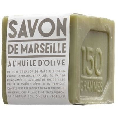 Compagnie De Provence Olive Marseille Handmade Oil Soap - Burrows and Hare