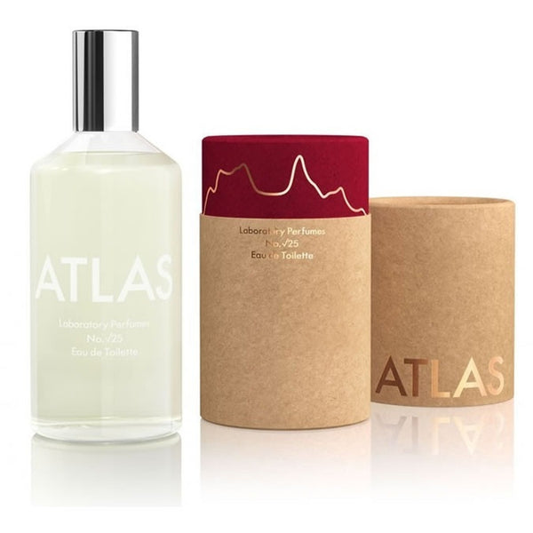 Laboratory Perfumes No: 25 Spiced Cinnamon Scented Fragrance / Eau De Toilette - Atlas - Burrows and Hare