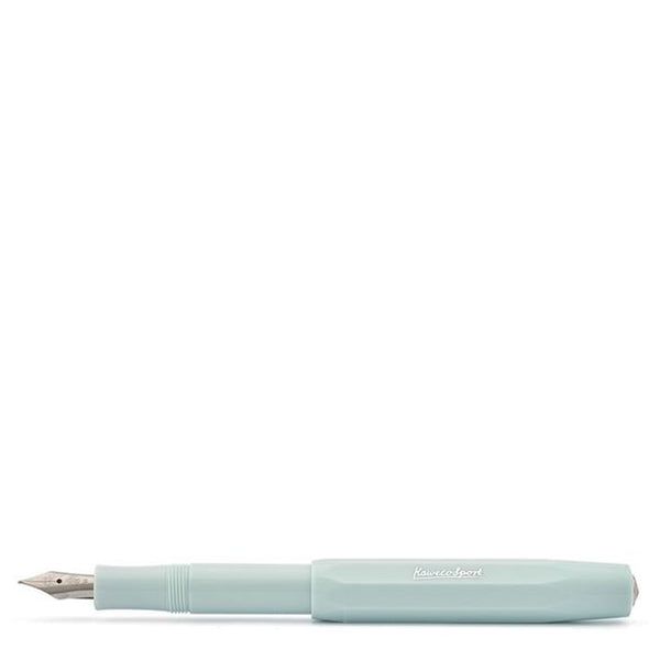 Kaweco Classic Sport Fountain Pen - Mint Green - Burrows and Hare