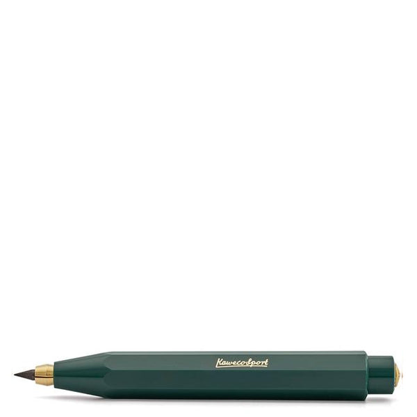 Kaweco Classic Sport Green 3.2mm Clutch Pencil - Burrows and Hare