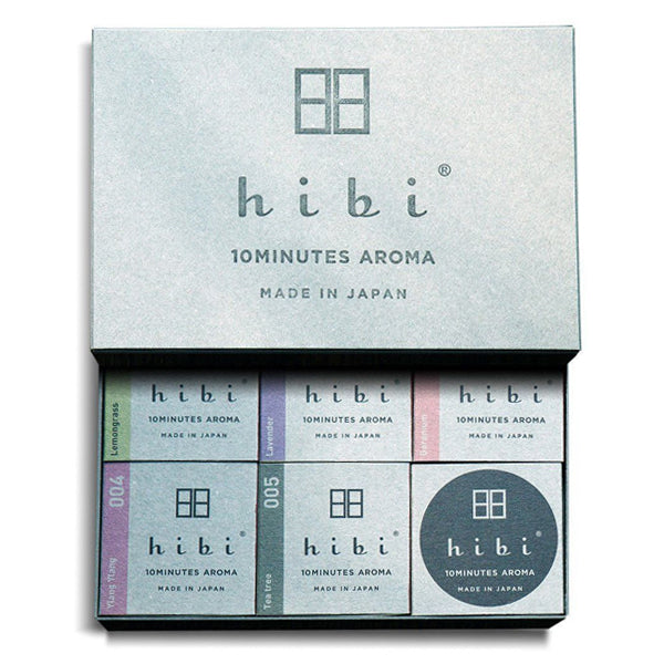 Hibi Gift Box - Burrows and Hare