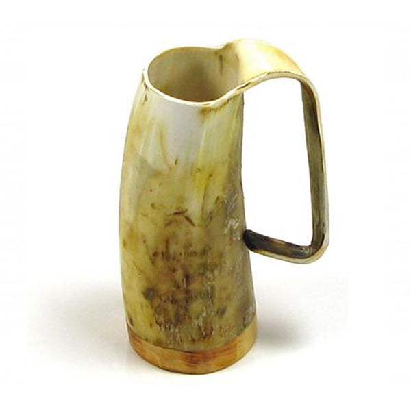 Burrows and Hare- Soldier Mead Horn Mugs - Medium