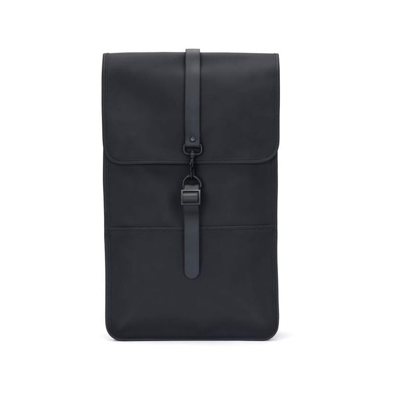 Rains Backpack - Black - Burrows and Hare