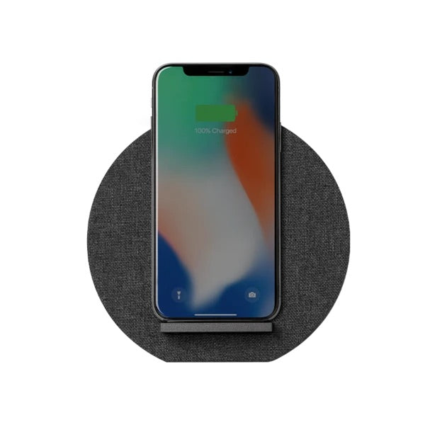 Native Union Dock Wireless Charger - Slate - Burrows and Hare