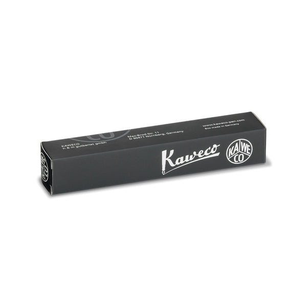 Kaweco Frosted Sport Ballpoint Pen - Sweet Banana - Burrows and Hare