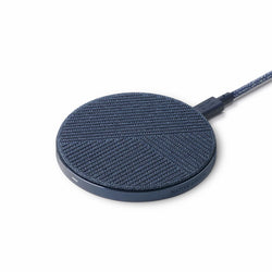 Native Union Drop Wireless Charger - Indigo - Burrows and Hare