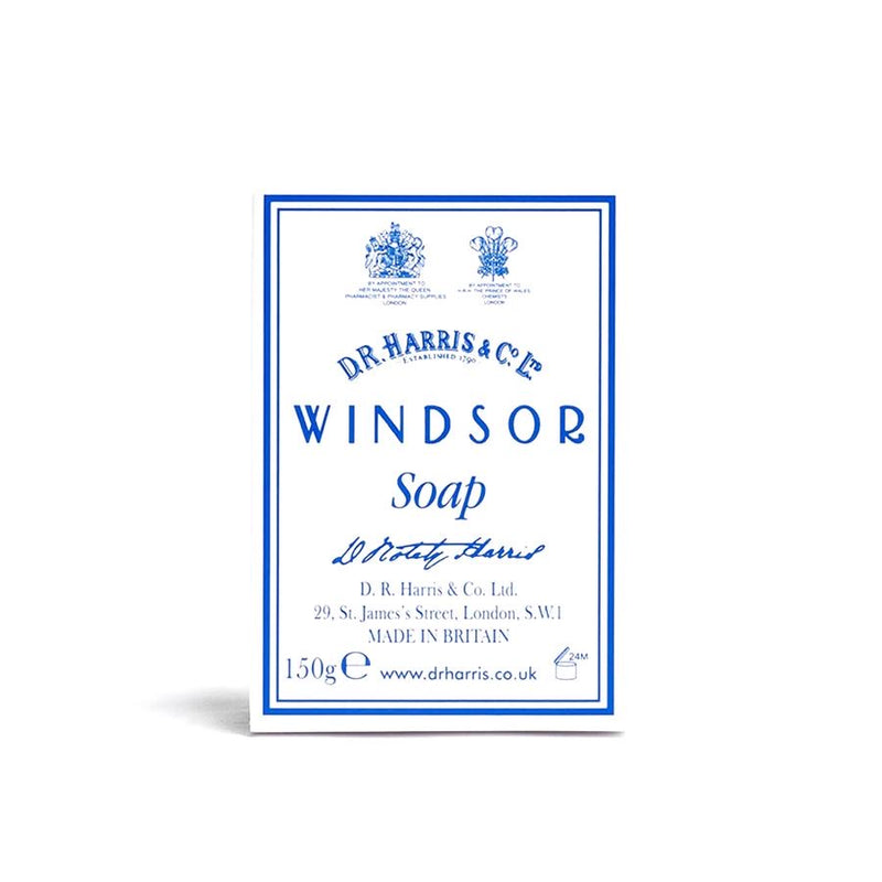 D.R. Harris & Co. Bath Soap - Windsor - Burrows and Hare