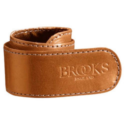Brooks England Leather Trouser Strap - Honey - Burrows and Hare