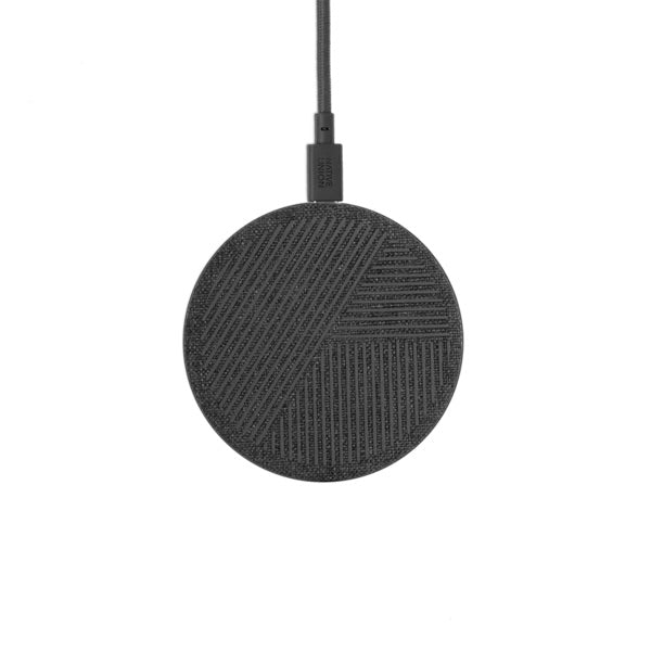 Native Union Drop Wireless Charger - Slate - Burrows and Hare