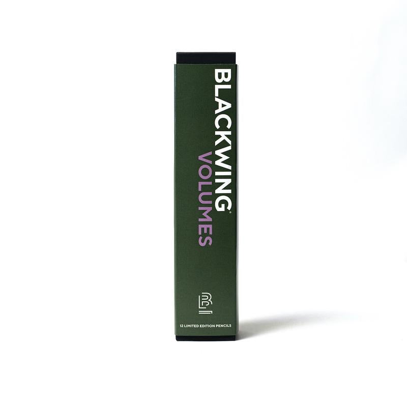 Blackwing Japanese Graphite Drawing Pencil - Limited Edition Volume XIX (Box Set of 12) - Burrows and Hare