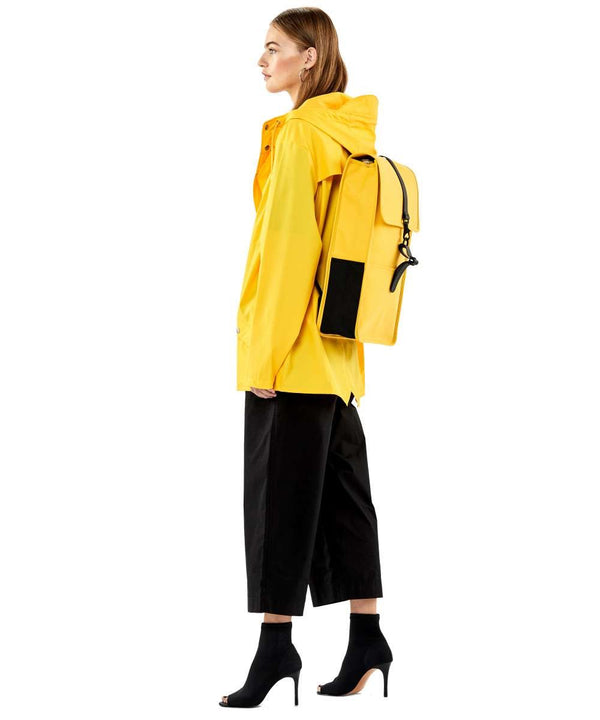 Rains Mini Backpack - Yellow - Burrows and Hare