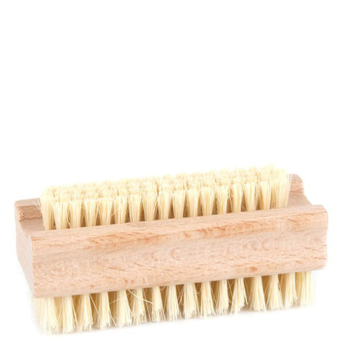 Iris Hantverk Double Sided Ashwood Tampico Fibre Nail Brush