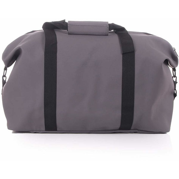 Rains Waterproof Weekend Bag - Charcoal - Burrows and Hare