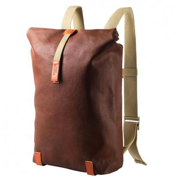 Brooks England Pickwick Backpack 12L - Rust - Burrows and Hare