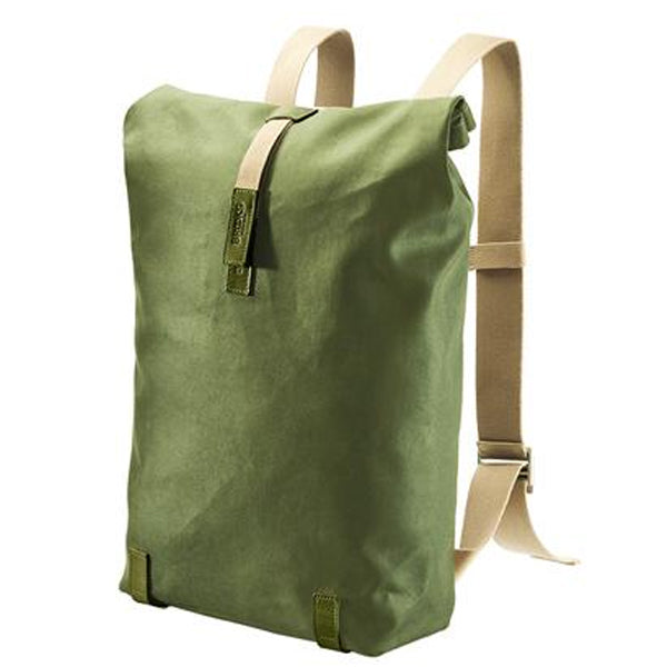 Brooks England Pickwick Backpack 12L - Sage Green - Burrows and Hare
