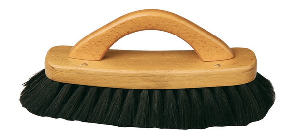 Shoe Shine Brush Black Goat Hair