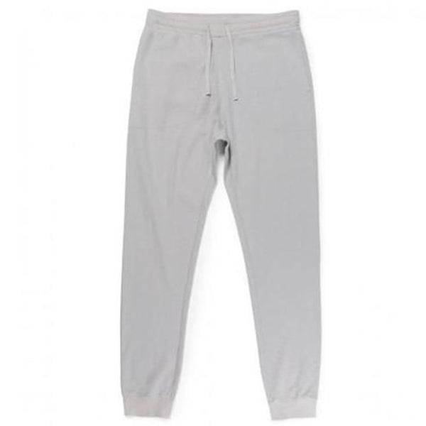 Sunspel Grey Track Pants - Burrows and Hare