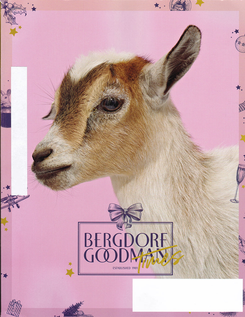 Bergdorf Goodman Holiday Gift Guide Cover