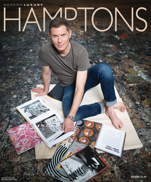 Hamptons Magazine Cover