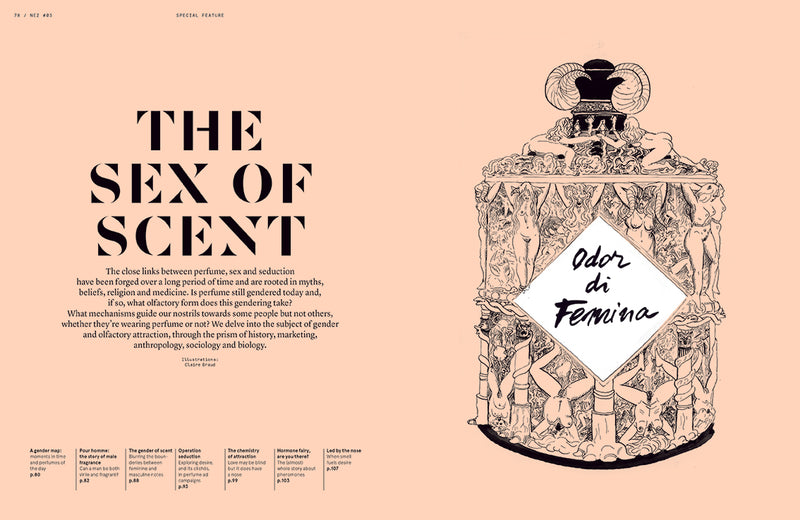 NEZ Issue #03 The Sex of Scent (English)