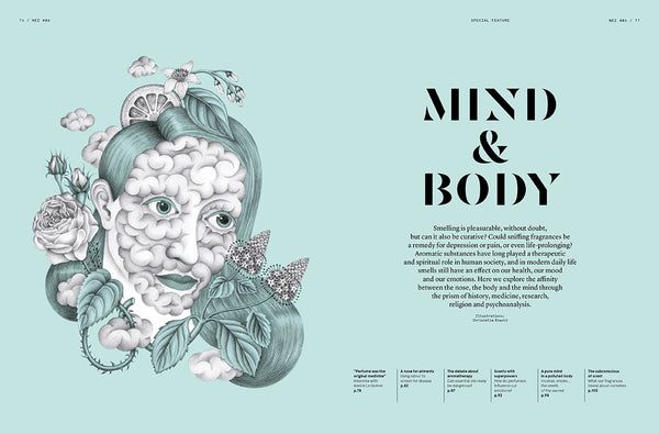 NEZ Issue #06 Body and Mind (English)