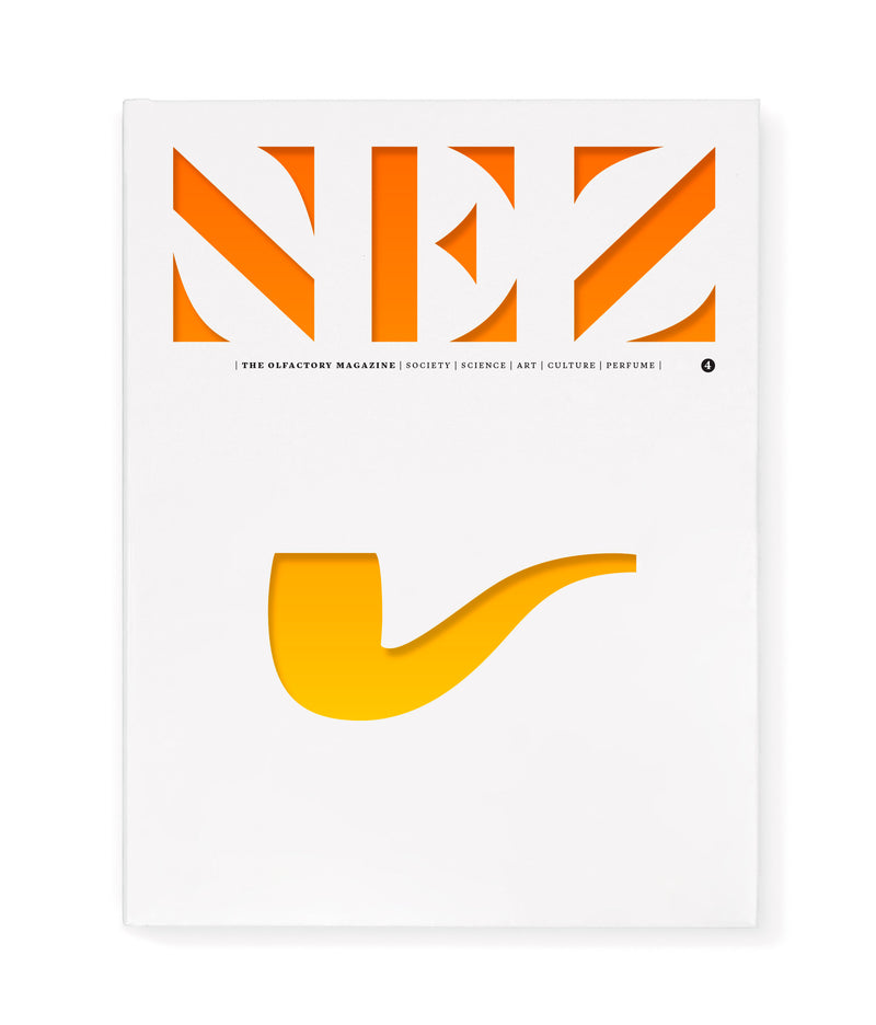 NEZ Issue #04 Art and Perfume (English)