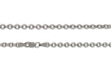 Sterling Silver 925 20 inch Neck Chain SS-20