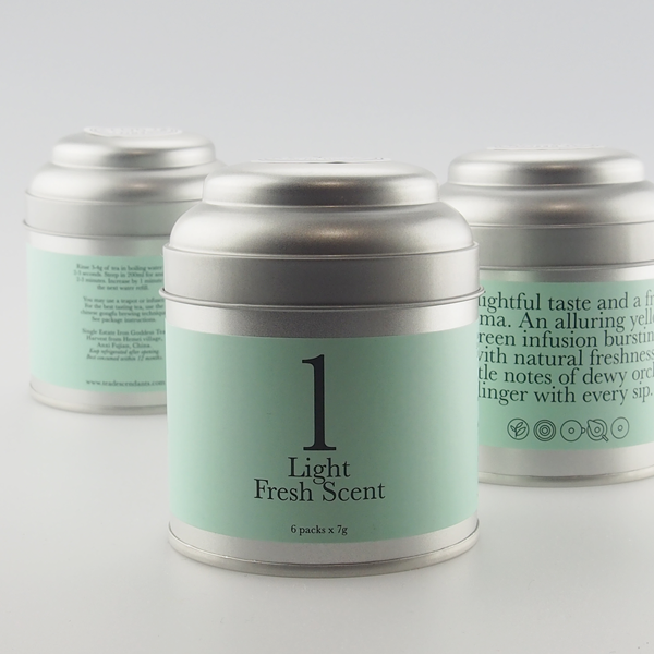 Light Fresh Scent (Packed Tea)
