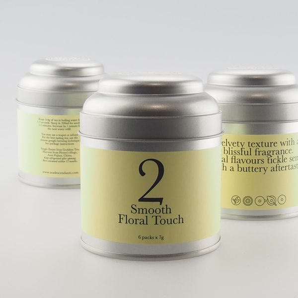 Smooth Floral Touch (Packed Tea)