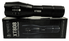 XT808 Tactical Flashlight