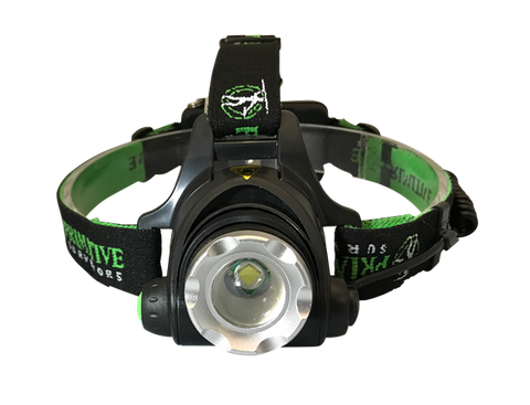 TL900 Tactical LED Headlamp Bundle