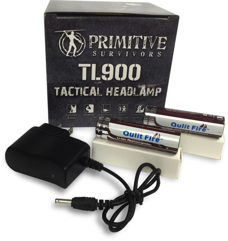 TL900 Battery Recharger