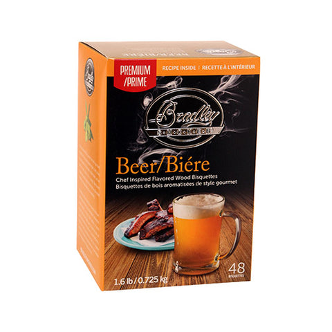 Beer Bisquettes 48-Pack