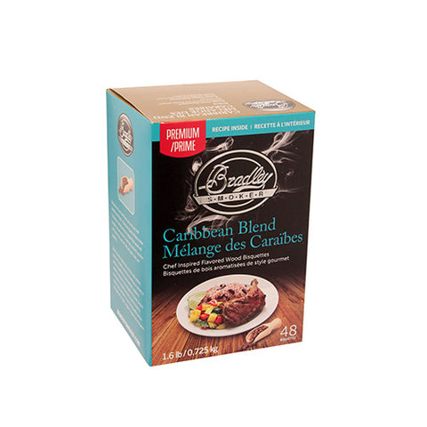 Caribbean Blend Bisquettes 48-Pack