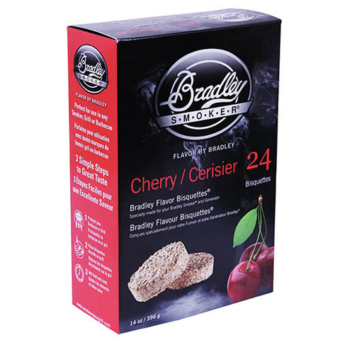 Cherry Bisquettes 24 Pack