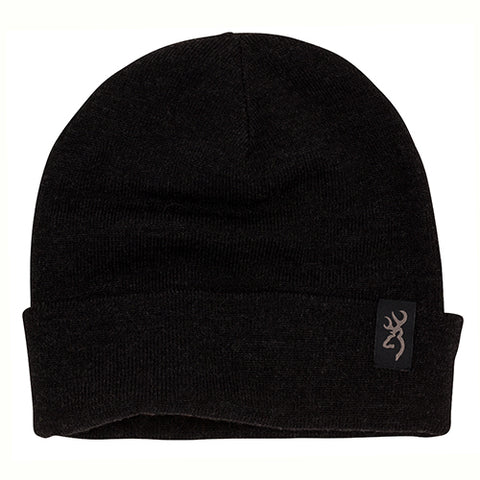 Beanie, High Country Black