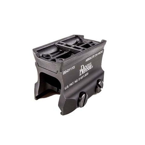 Aimpoint Micro Mount w/Lower 1/3 Adaptor