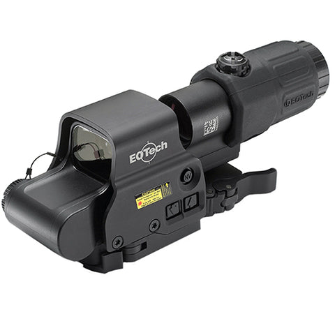 EXPS3-4 HWS, G33 magnifier and (STS)