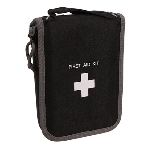 Compact First Aid Kit-with Pistol Storage
