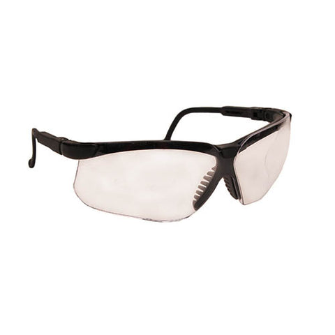 Genesis black frame/clear lens/anti-fog