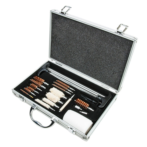 Univ Cleaning Kit w/Alum Case