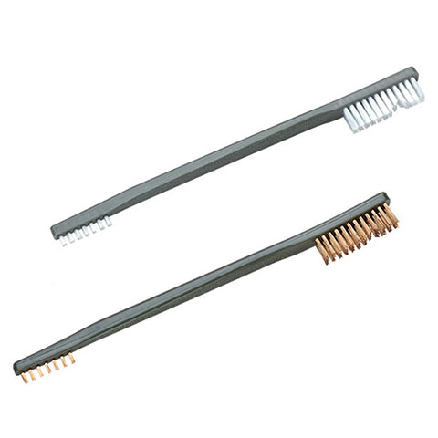 .27 cal Bore Brush 2 Pack(1 nylon/1 Brnz)