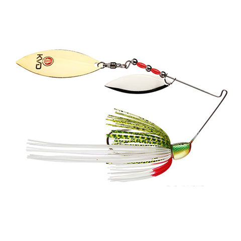 Finesse KVD Spinnerbait,TN Shad